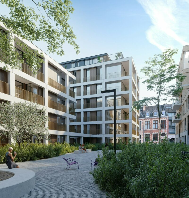 Nieuwbouwproject: Bel-Ford Roeselare