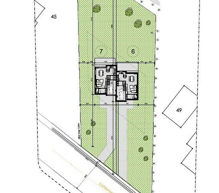 Nieuwbouwwoning op unieke locatie